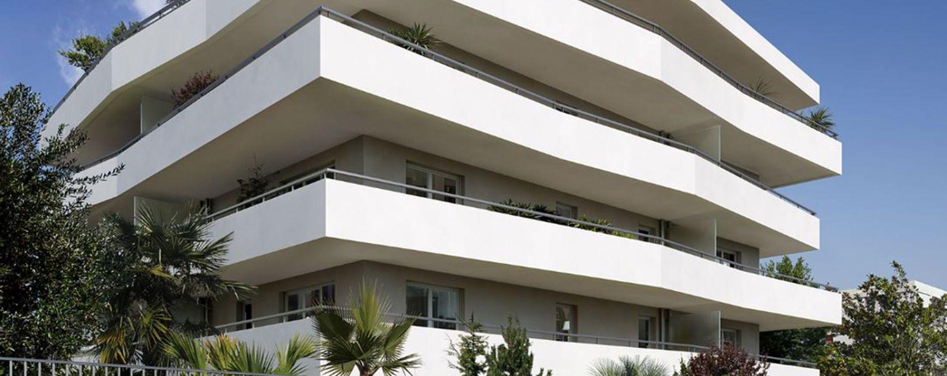 Marseille : programme immobilier neuve « Vogue 8ème » en Loi Pinel (2)