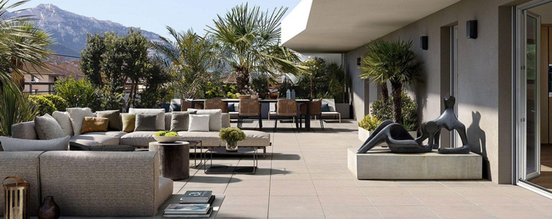 Marseille : programme immobilier neuve « Vogue 8ème » en Loi Pinel (3)