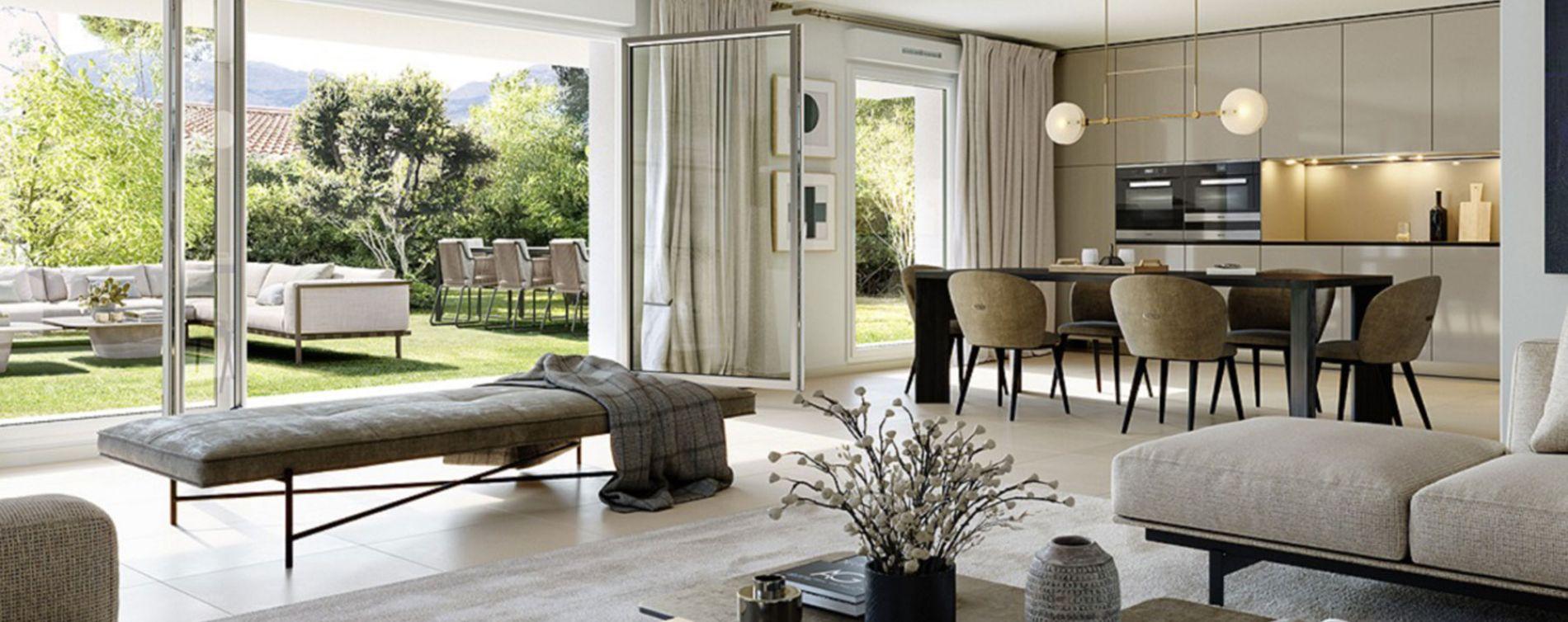 Marseille : programme immobilier neuve « Vogue 8ème » en Loi Pinel (4)