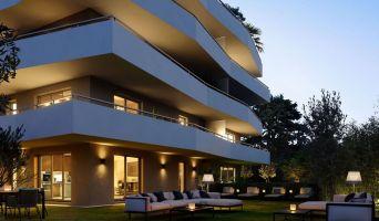 Marseille : programme immobilier neuf « Vogue 8ème » en Loi Pinel
