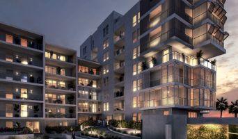 Marseille programme immobilier neuf « White Garden Marseille » en Loi Pinel