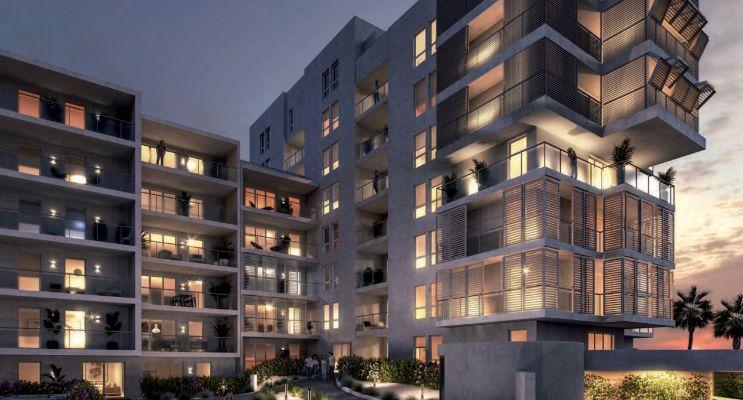 Marseille programme immobilier neuf « White Garden Marseille