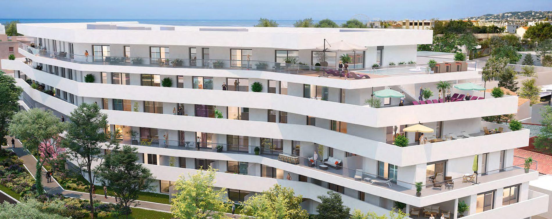 Résidence White & Sea à Marseille