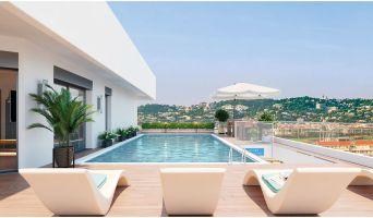 Photo n°1 du Résidence « White & Sea » programme immobilier neuf en Loi Pinel à Marseille