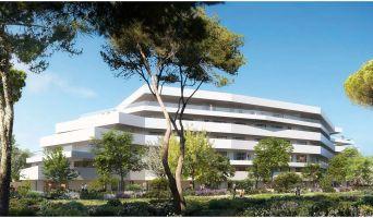 Résidence « White & Sea » programme immobilier neuf en Loi Pinel à Marseille n°2