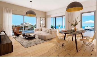 Photo n°3 du Résidence « White & Sea » programme immobilier neuf en Loi Pinel à Marseille