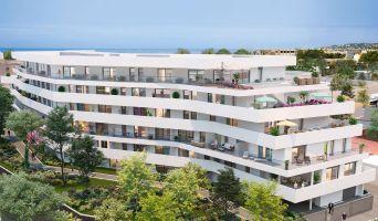 Photo n°4 du Résidence « White & Sea » programme immobilier neuf en Loi Pinel à Marseille