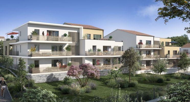 Photo du Résidence « Résidence Terra Verde » programme immobilier neuf en Loi Pinel à Meyreuil