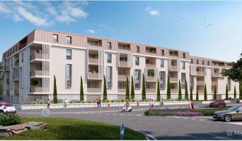 Photo du Résidence « Miranéo » programme immobilier neuf en Loi Pinel à Miramas