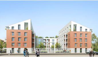 Miramas programme immobilier neuve « Patio M » en Loi Pinel  (3)