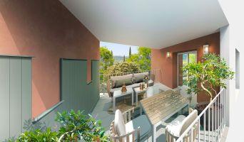 Miramas programme immobilier neuve « Patio M » en Loi Pinel  (4)