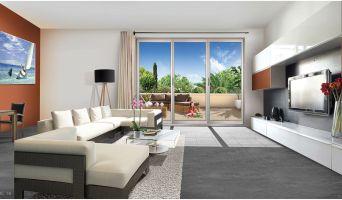 Miramas programme immobilier neuve « Patio M » en Loi Pinel  (5)