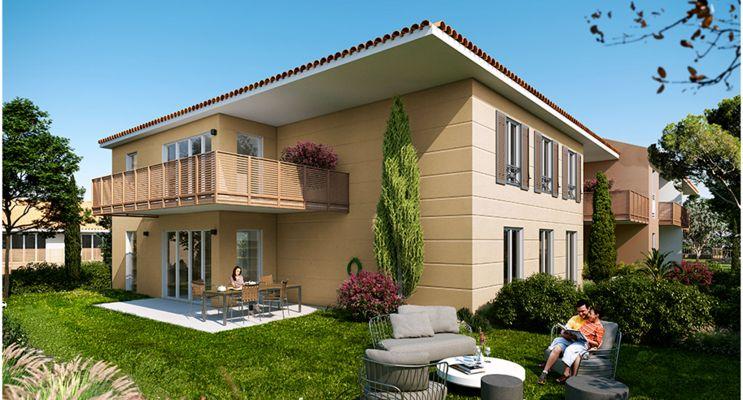 Résidence « Nuances De Provence » programme immobilier neuf en Loi Pinel à Peynier n°3