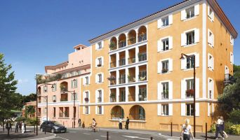 Port-de-Bouc programme immobilier neuve « Programme immobilier n°218489 » en Loi Pinel  (2)