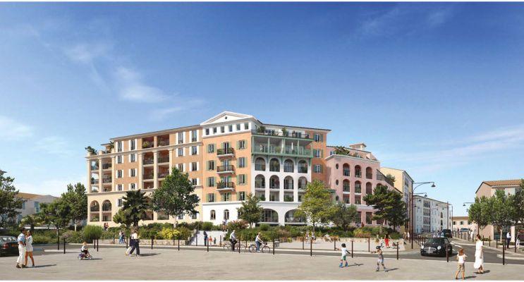 Photo du Résidence «  n°218489 » programme immobilier neuf en Loi Pinel à Port-de-Bouc