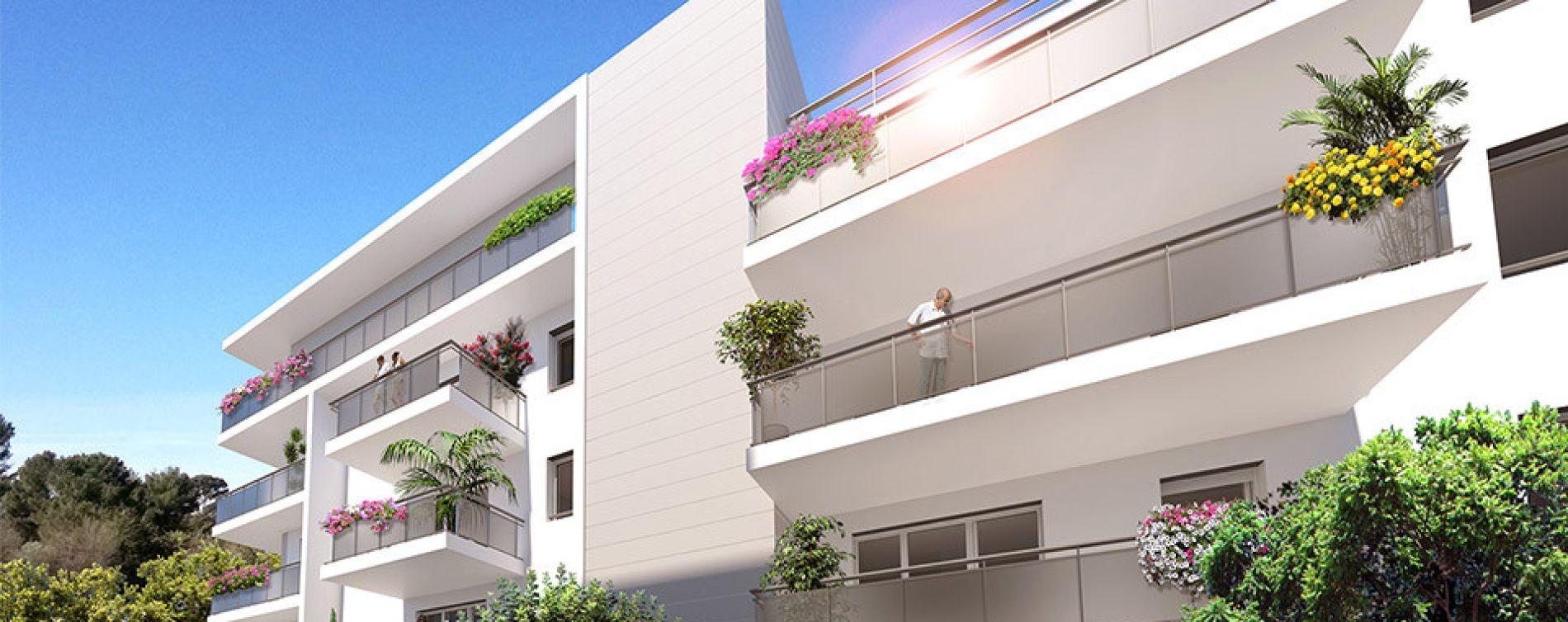 Roquevaire : programme immobilier neuve « Avant-Scène » (3)