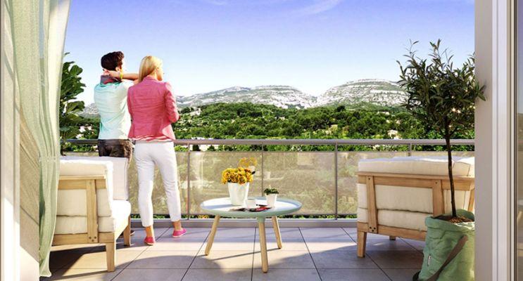 Photo du Résidence « Avant-Scène » programme immobilier neuf à Roquevaire