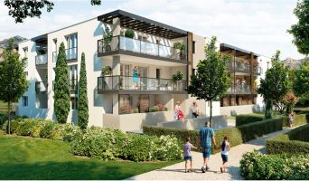 Photo du Résidence «  n°215084 » programme immobilier neuf en Loi Pinel à Roquevaire