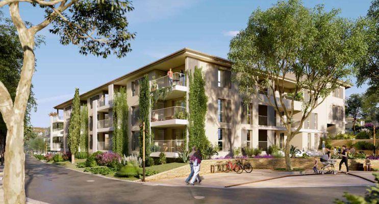 Photo du Résidence « Cocoon Village » programme immobilier neuf en Loi Pinel à Saint-Cannat