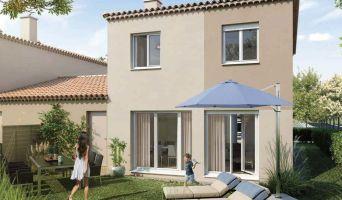 Saint-Mitre-les-Remparts programme immobilier neuf « Bastide Sainte Victoire » en Loi Pinel