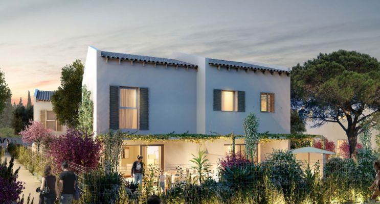 Photo du Résidence « Passion Camargue » programme immobilier neuf à Saintes-Maries-de-la-Mer