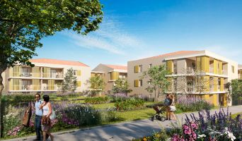 Photo du Résidence « Le Parc Velenna » programme immobilier neuf en Loi Pinel à Venelles