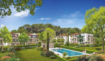 Ventabren : programme immobilier neuf « Domaine Castel Verde » en Loi Pinel