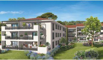Photo du Résidence « Horizon Naturel » programme immobilier neuf en Loi Pinel à Ventabren