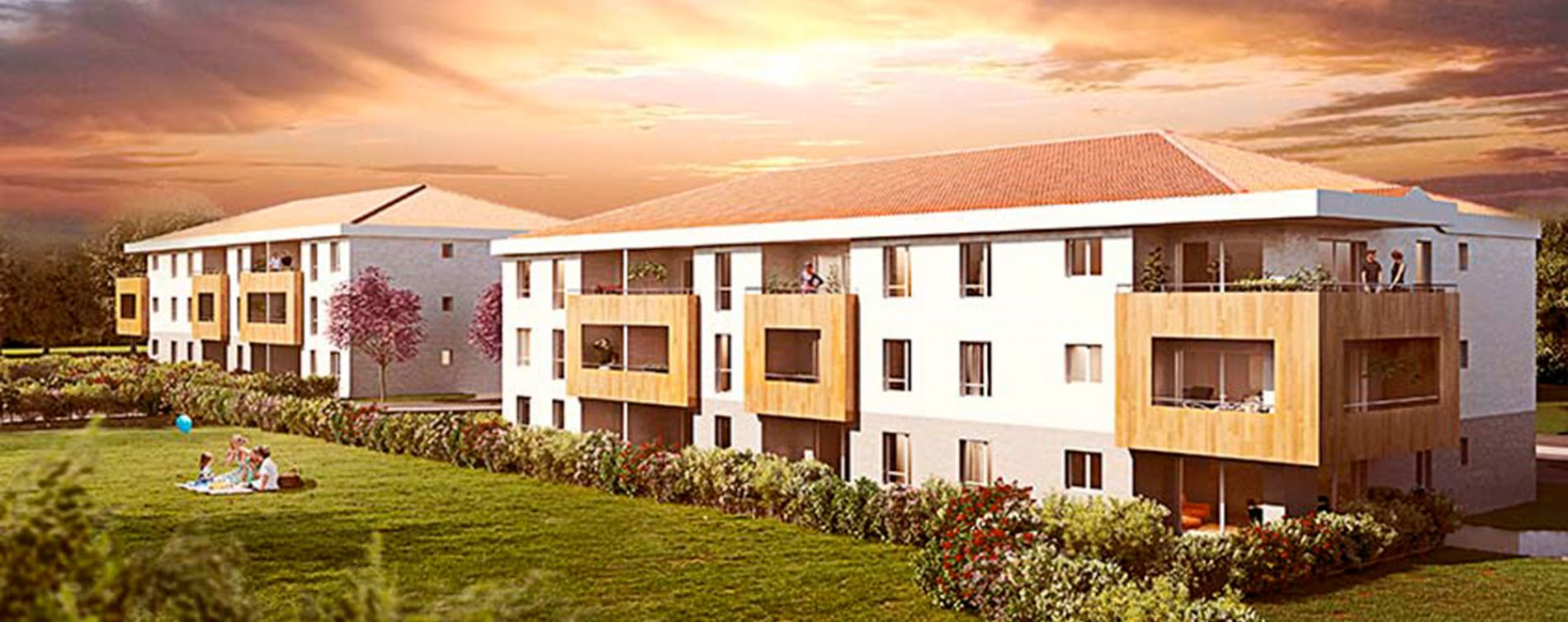 Gap : programme immobilier neuve « Arôm&Sens » (2)