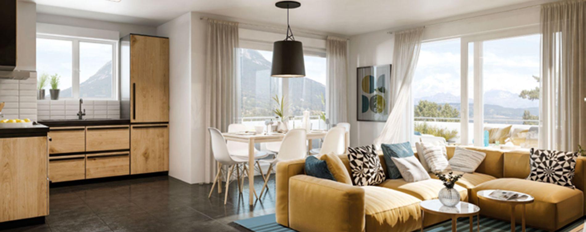 Gap : programme immobilier neuve « Arôm&Sens » (3)