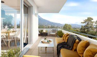 Photo du Résidence « Arôm&Sens » programme immobilier neuf à Gap
