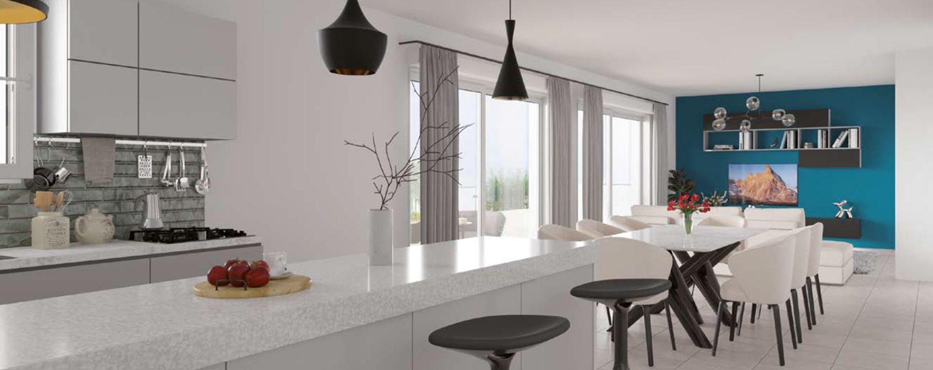Gap : programme immobilier neuve « Carré Théa » (3)