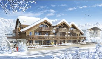 Saint-Chaffrey programme immobilier neuve « Kalinka »  (2)