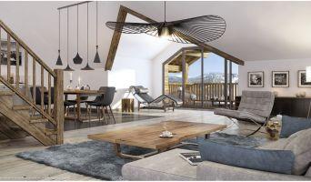 Saint-Chaffrey programme immobilier neuve « Kalinka »  (3)