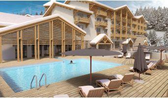 Photo du Résidence « L'Alpe Blanche » programme immobilier neuf à Vars
