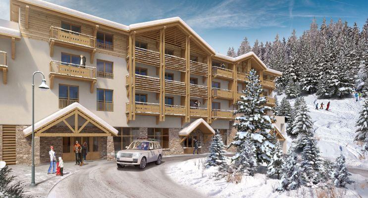 Photo n°2 du Résidence « L'Alpe Blanche » programme immobilier neuf à Vars