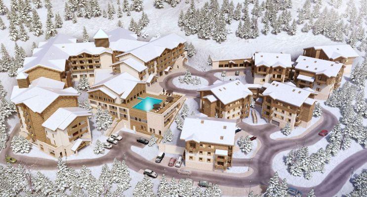 Photo n°4 du Résidence « L'Alpe Blanche » programme immobilier neuf à Vars