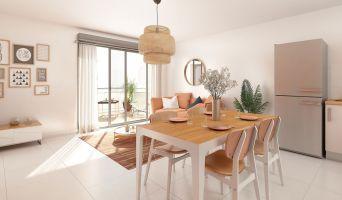 Bandol programme immobilier neuve « L'Échappée » en Loi Pinel  (3)