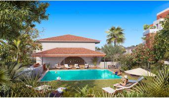Résidence « Le Poséidon » programme immobilier neuf en Loi Pinel à Bormes-les-Mimosas n°1