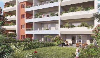 Résidence « Le Poséidon » programme immobilier neuf en Loi Pinel à Bormes-les-Mimosas n°2