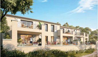 Photo n°2 du Résidence « Les Bastides De Bormes » programme immobilier neuf en Nue Propriété à Bormes-les-Mimosas