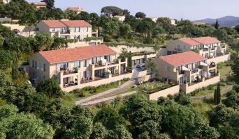 Résidence « Les Bastides De Bormes » programme immobilier neuf en Nue Propriété à Bormes-les-Mimosas n°3