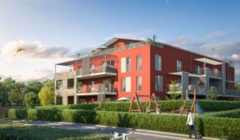 Bormes-les-Mimosas programme immobilier neuve « Les Jardins d'Acacia »