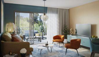 Bormes-les-Mimosas programme immobilier neuve « Les Jardins d'Acacia »  (2)
