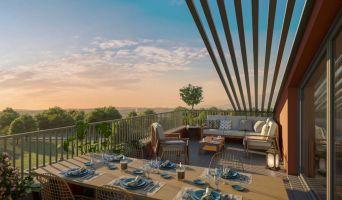 Bormes-les-Mimosas programme immobilier neuve « Les Jardins d'Acacia »  (3)