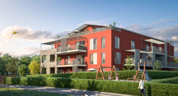 Photo du Résidence « Les Jardins d'Acacia » programme immobilier neuf en Loi Pinel à Bormes-les-Mimosas