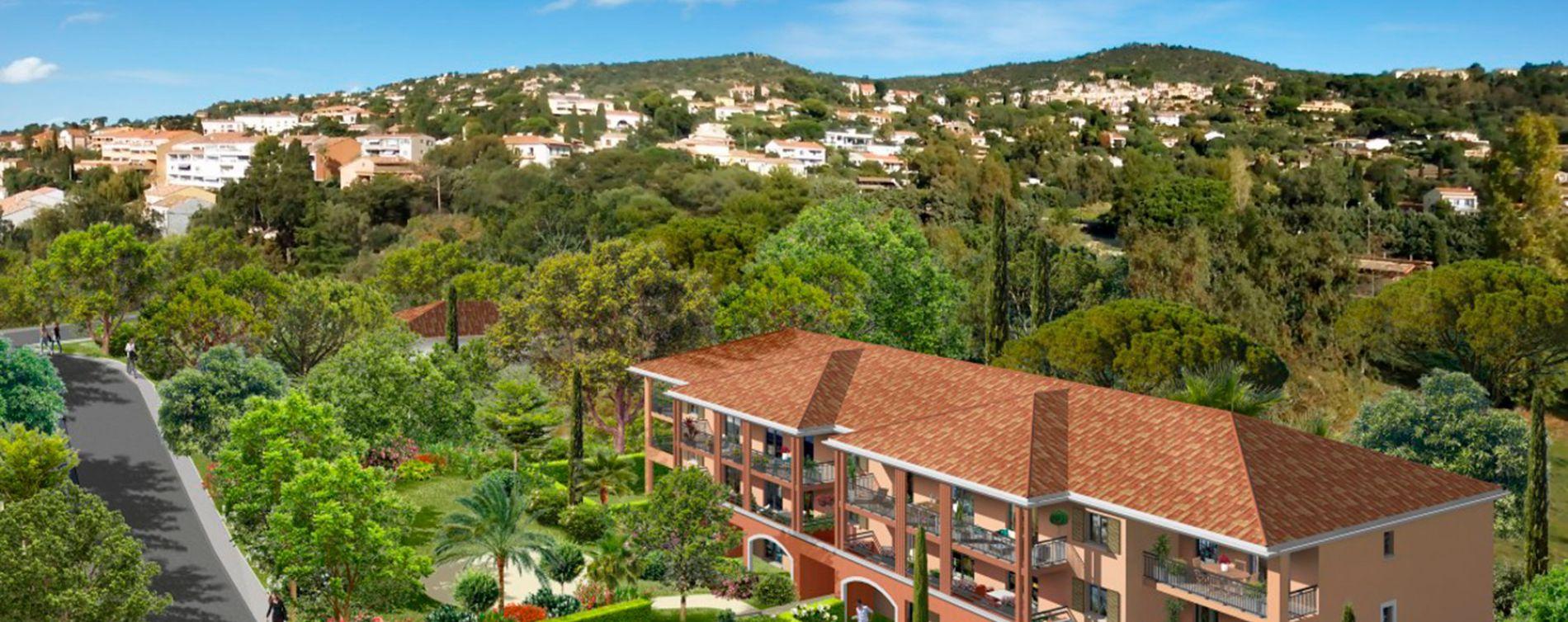 Bormes-les-Mimosas : programme immobilier neuve « Loderi » (3)