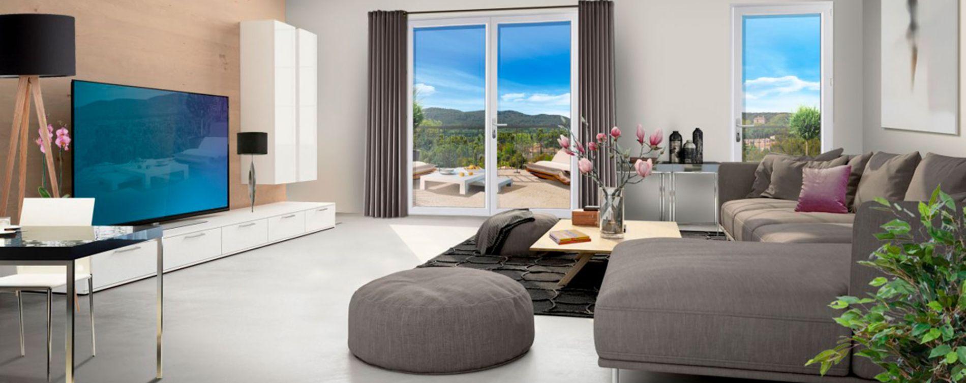 Bormes-les-Mimosas : programme immobilier neuve « Loderi » (5)