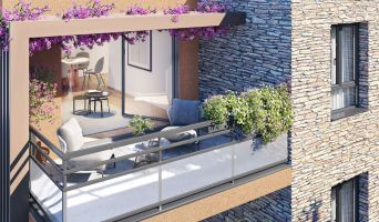 Bormes-les-Mimosas programme immobilier neuve « Made in Mimosas »  (2)