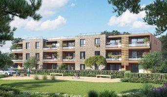 Résidence « Mim » programme immobilier neuf en Loi Pinel à Bormes-les-Mimosas n°1